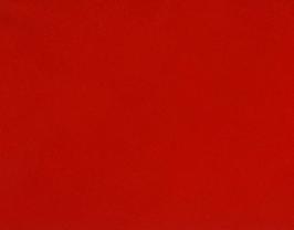 Morceau de cuir de vachette grainé rouge
