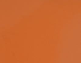Morceau de cuir de vachette carotte