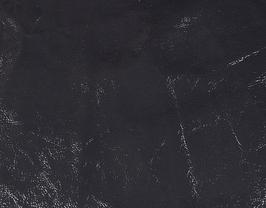 Morceau de cuir de vachette noir vernis