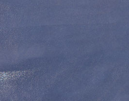 Morceau de cuir d'agneau velours bleu roi brillant