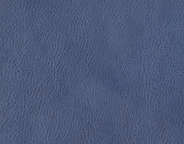 Coupon de cuir d'agneau bleu marine