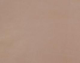 Morceau de cuir d'agneau vieux rose