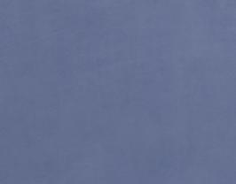 Morceau de cuir de vachette nubuck bleu lavande