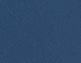Coupon de cuir de vachette bleu chinois