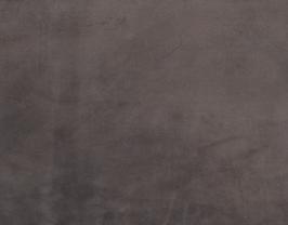 Morceau de cuir de baby veau velours marron