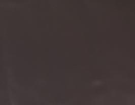 Morceau de cuir de vachette noir opaque