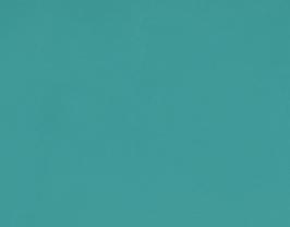 Coupon de cuir de vachette vert turquoise