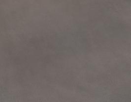 Morceau de cuir de chèvre velours gris