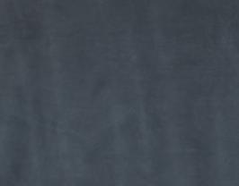 Morceau de cuir de vachette nubuck bleu marine