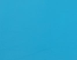 Coupon de cuir d'agneau nappa bleu clair