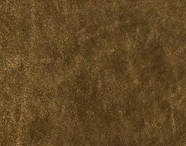 Morceau de cuir de veau doré