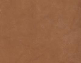 Morceau de cuir d'agneau velours caramel