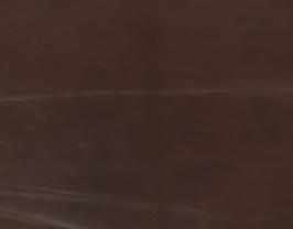 Morceau de cuir de chèvre marron foncé