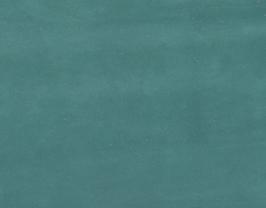 Morceau de cuir d'agneau velours vert