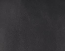 Coupon de cuir de chèvre noir