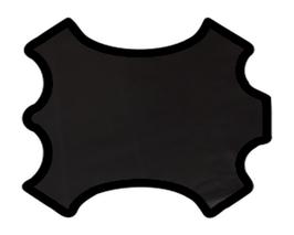 Peau de chèvre nappa noir