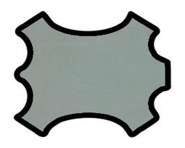 Peau de veau gris
