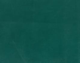 Morceau de cuir de chèvre vert canard