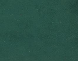 Coupon de cuir d'agneau velours vert bouteille