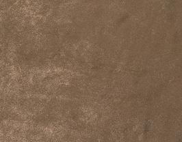 Morceau de cuir de vachette nubuck nude pailleté