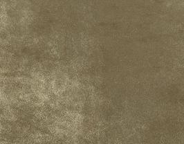 Morceau de cuir de vachette nubuck doré