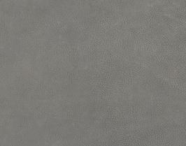 Morceau de cuir de chèvre chagrin kaki terre