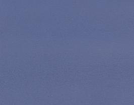 Coupon de cuir d'agneau bleu wetar