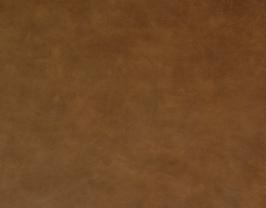 Morceau de cuir de vachette marron marbré