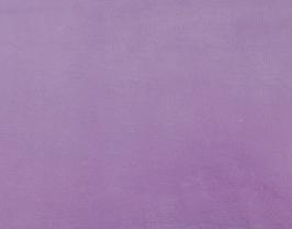 Morceau de cuir d'agneau violet