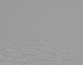 Morceau de cuir de vachette perforé gris clair