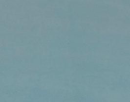 Morceau de cuir d'agneau velours bleu ciel