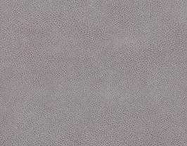 Morceau de cuir de vachette violet pastel imprimé lézard