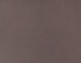 Coupon de cuir de vachette marron