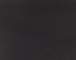 Coupon de cuir de vachette noire