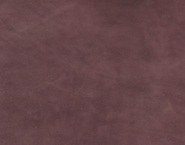 Morceau de cuir d'agneau velours bordeaux