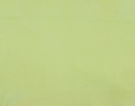 Morceau de cuir de chèvre nappa jaune pâle