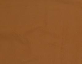 Morceau de cuir de vachette perforé tabac