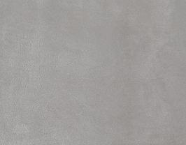 Morceau de cuir d'agneau velours argenté métallisé
