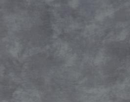 Morceau de cuir de veau nappa bleu marbré