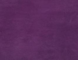 Morceau de cuir d'agneau velours violet