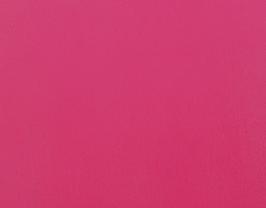 Coupon de cuir d'agneau nappa rose fuchsia