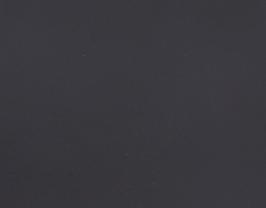 Coupon de cuir de vachette bleu nocturne