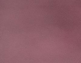 Coupon de cuir d'agneau rose métal