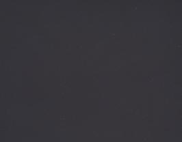 Coupon de cuir de vachette noir mat