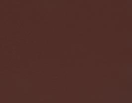 Morceau de cuir de vachette marron