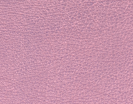 Coupon de cuir de chèvre rose métallisé
