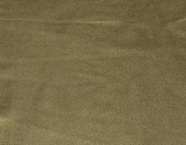 Morceau de cuir d'agneau grainé doré