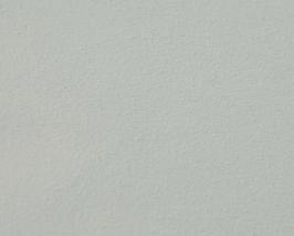 Coupon de cuir d'agneau velours blanc