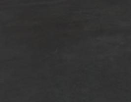 Morceau de cuir d'agneau noir vintage