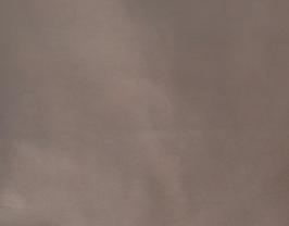Morceau de cuir de vachette bronze métallisé